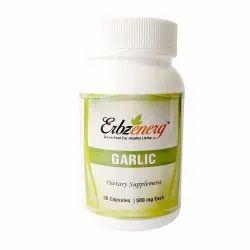 Garlic Capsules, Erbzenerg