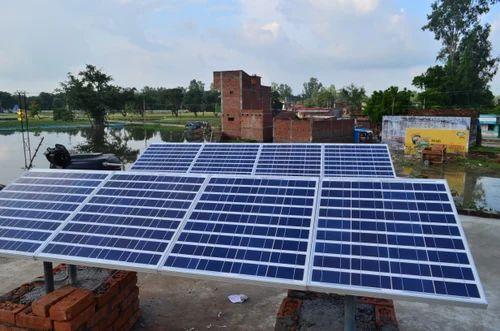 Solar Power Solutions for Rural Development