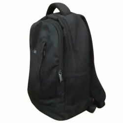 Plain Polyester Promotional College Backpack, Bag Capacity: 27 Kg, Capacity: 10kg