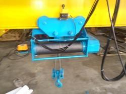 Medium Duty Electric Wire Rope Hoist