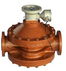 LC Oval Gear Flow Meter For Oil