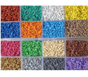 Hdpe Colored Reprocessed Plastic Granules