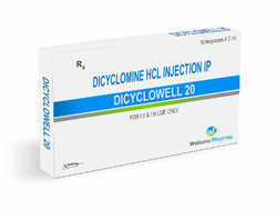 Dicyclomine Injection
