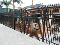 Grill Gate Fence