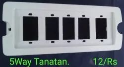 5 Way Tanatan Multipurpose Gang Board Box