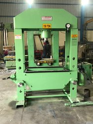 Hand Operated Hydraulic Press 150 Ton