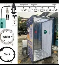 Portable Disinfection Gateway