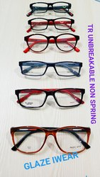 GLAZE iWEAR TR Frame With Rubber on Temples