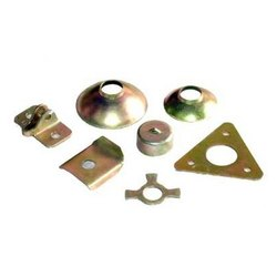 SS Sheet Components