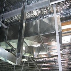 Kitchen Exhaust Duct Cleaning And Servicing