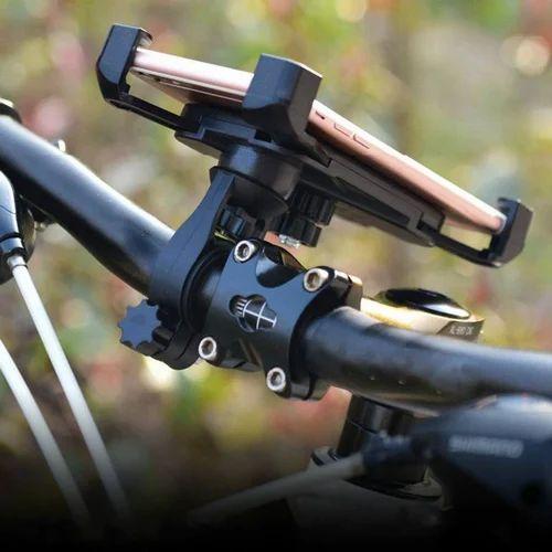Metal And Plastic CH-01 Universal Bike Mobile Holder