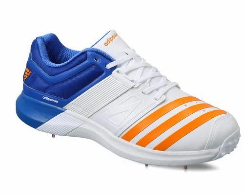 Men's Shoes Cricket - Men's Adidas Adipower Vector Low Shoes ...