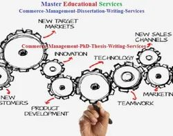 IGNOU Commerce and Management Studies PhD Thesis Writing Services