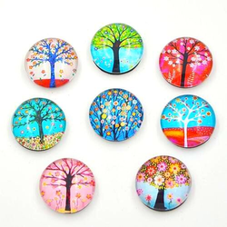 Acrylic Fridge Magnets