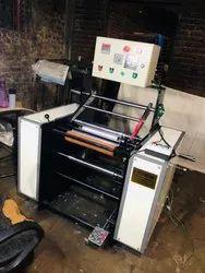 Foil Rewinding Machine