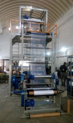 Plastic Blown Film Making Plant