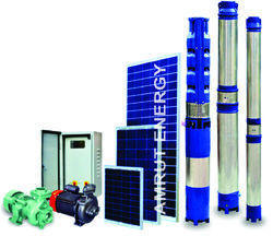 7.5 HP Solar Water Pumping System