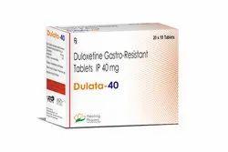 Dulata 40 - Duloxetine Gastro-Resistant 40mg