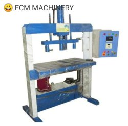 Double Die Semi Automatic Paper Plate Machine