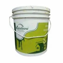 Rainbow Acrylic Emulsion Paint, Packaging Size: 20 Liter, Packaging Type: Bucket