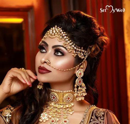 Bridal Makeup Artist At Rs 12000