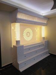 Corian Acrylic Temple