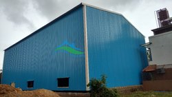 Metal Roofing Shed Construction Service