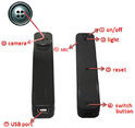 Shirt Button Hidden Camera And 4gb