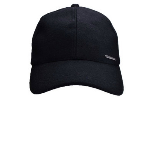 Nylon Plain Men Black Cap e4f1ac8153de