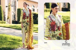 Cotton Formal Wear Charizma Pakistani Suit