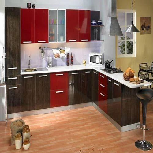 Modular Kitchen At Rs 100000 /unit