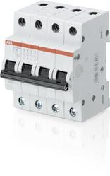 ABB SH204M-C40 To C63A Miniature Circuit Breaker(MCB)