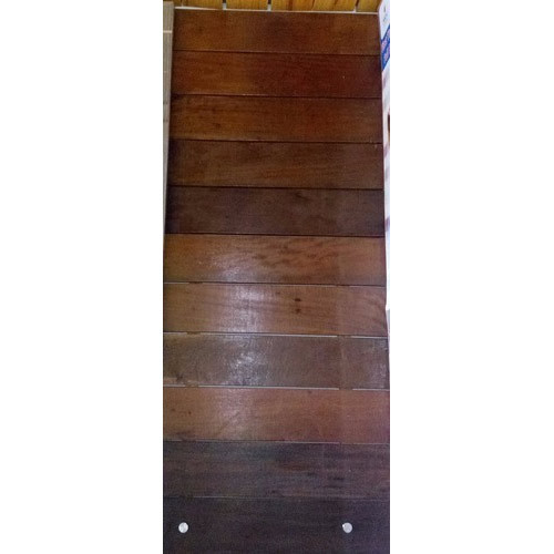 Oasis Laminated Wooden Flooring Tile Thickness 10 15 Mm Rs 100
