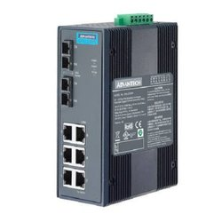EKI-2728I Industrial Ethernet Switches