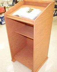 Bwi Wooden Podium