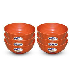 200 ml Clay Linear 6 Piece Bowl Set