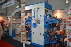6 Color Printing Machine