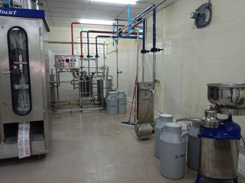 Automatic Mini Dairy Processing Plant Power 2 2 To 80 Kw