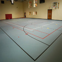 Synthetic Sports Flooring