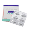 Amoxycillin And Potassium Clavulanate Tablets IP