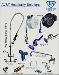 Commercial Kitchen  Plumbing Equipment