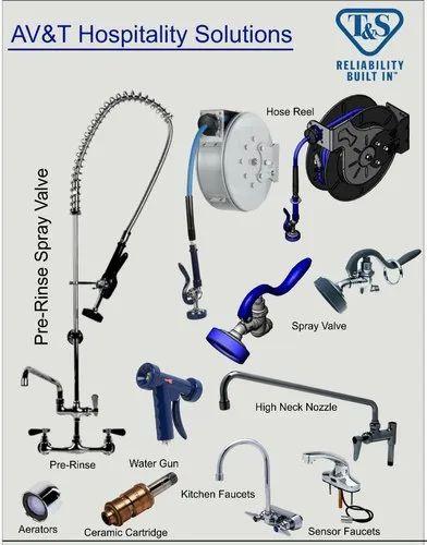 Commercial Kitchen Plumbing Equipment