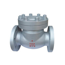 Unitek Cast Steel Check Valve