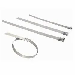 Steel Rap Stainless Steel Cable Tie