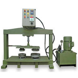 Hydraulic Disposable Plate Making Machine
