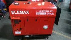 DEG 6500 2 Kohler Portable Diesel Generator