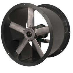 Air Control Systems Axial Fans With Blower