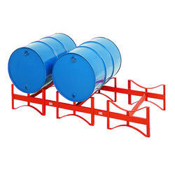 Hulk Lokpal Blue Drum Storage Racks