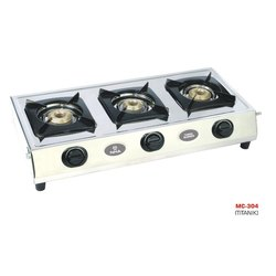 MC-304 Three Burner Stove