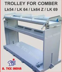 Trolley For Unilap & Comber